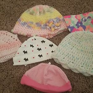 Accessories - Baby girl hats